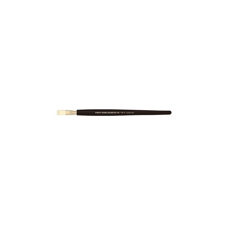 TAM-87159 Tamiya 87159 Modeling Brush HG Flat Brush - Medium
