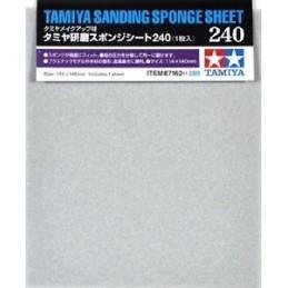 TAM-87162 Tamiya 87162 esponja abrasiva grano 180