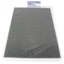 TAM-87167 Tamiya 87167 Diorama material sheet - stone paving C