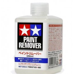 TAM-87183 Tamiya 87183 Paint Remover 250 ml