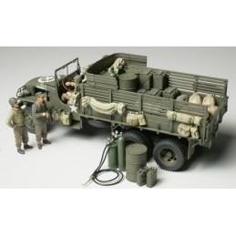 TAM-89648 1/35 CAMION MILITAR DE CARGA RED BALL EXPRESS U.S.A