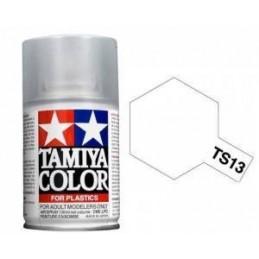 TAM-TS13 tamiya ts13 Barniz brillante. Spray, 100ml