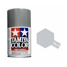 TAM-TS17 tamiya ts17 Aluminio brillante. Spray 100ml