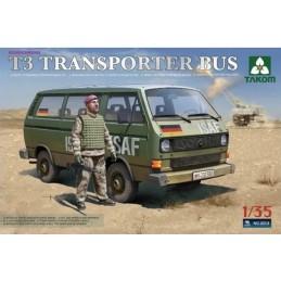 TKM-2013 1/35  BUNDESWEHR T3 TRANSPORTER BUS