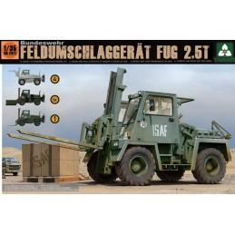 TKM-2021 1/35 Bundeswehr Feldumschlaggerät FUG 2,5