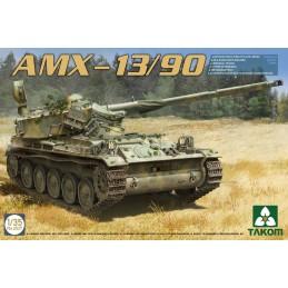TKM-2037 TAKOM 2037 1/35 French light tank AMX-13/90