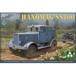 TKM-2068 TAKOM 2068   1/35 WWII German Tractor Hanomag SS100