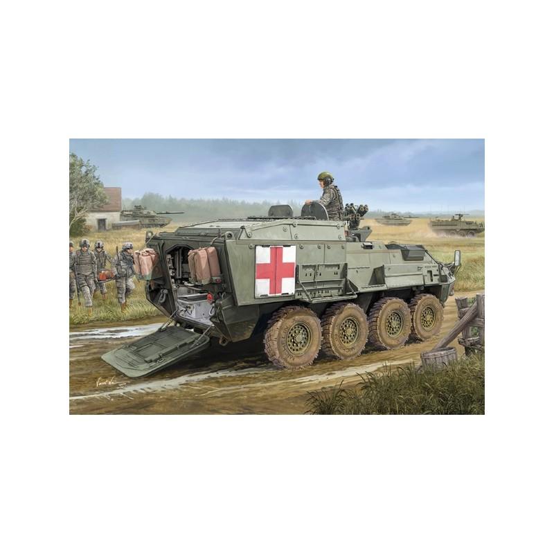 TRU-01559 TRUMPETER 01559 1/35 M1133 Stryker MEV