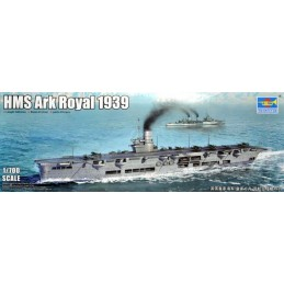 TRU-06713 Trumpeter 06713 1/700 HMS Ark Royal 1939
