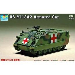 TRU-07239 Trumpeter 07239 1/72 US M113A2 Armored Car