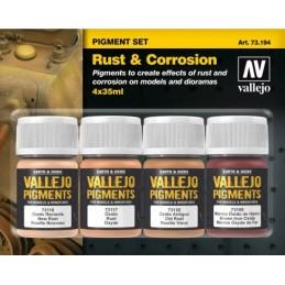 VAL-73194 acrylicos vallejo 73194 Óxido y Corrosión 35 ml.