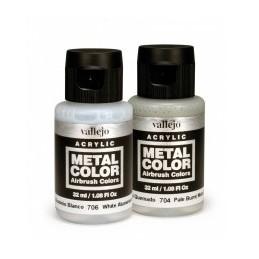 VAL-77703 Acrylicos Vallejo  77703 Metal color Aluminio Oscuro