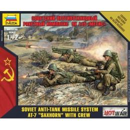 ZV-7413 zveda 7413 1/72  Infanteria Soviética moderna : Unidad de Misiles A.T. SEAXMODERN