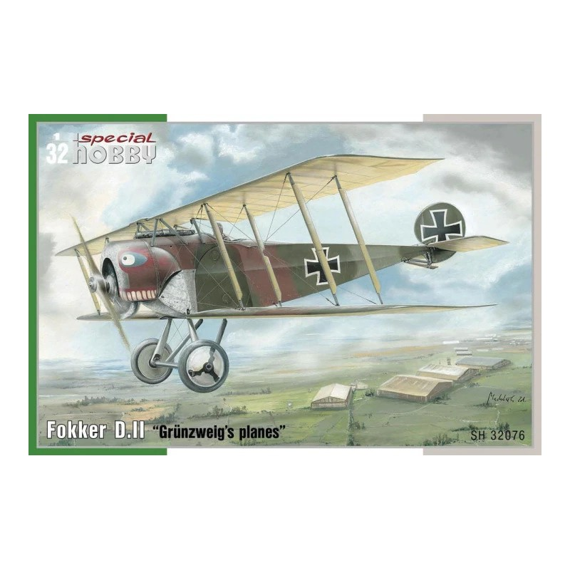 SPECIAL HOBBY 32076 1/32