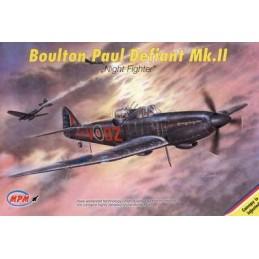 MPM 72519 1/72 DEFIANT MK