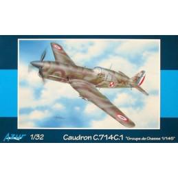AZUR A061 1/32 CAUDRON C.