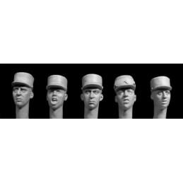 HORNET HFH06 1/35 5 HEADS