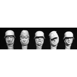 HORNET HGH28 1/35 5 HEADS