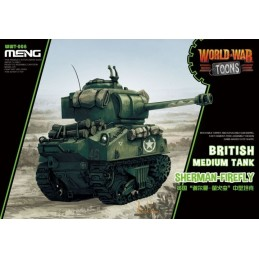 MENG MODEL WWT008 SHERMAN