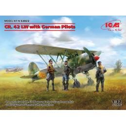 ICM 32022 1/32 CR. 42 LW
