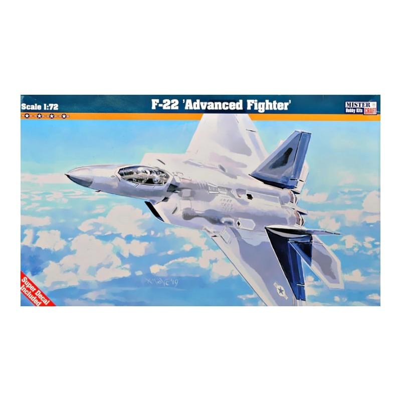 MISTERCRAFT F06 1/72 F-22