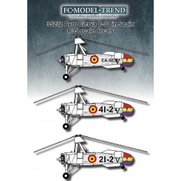FC 35232 1/32 AVRO CIERVA