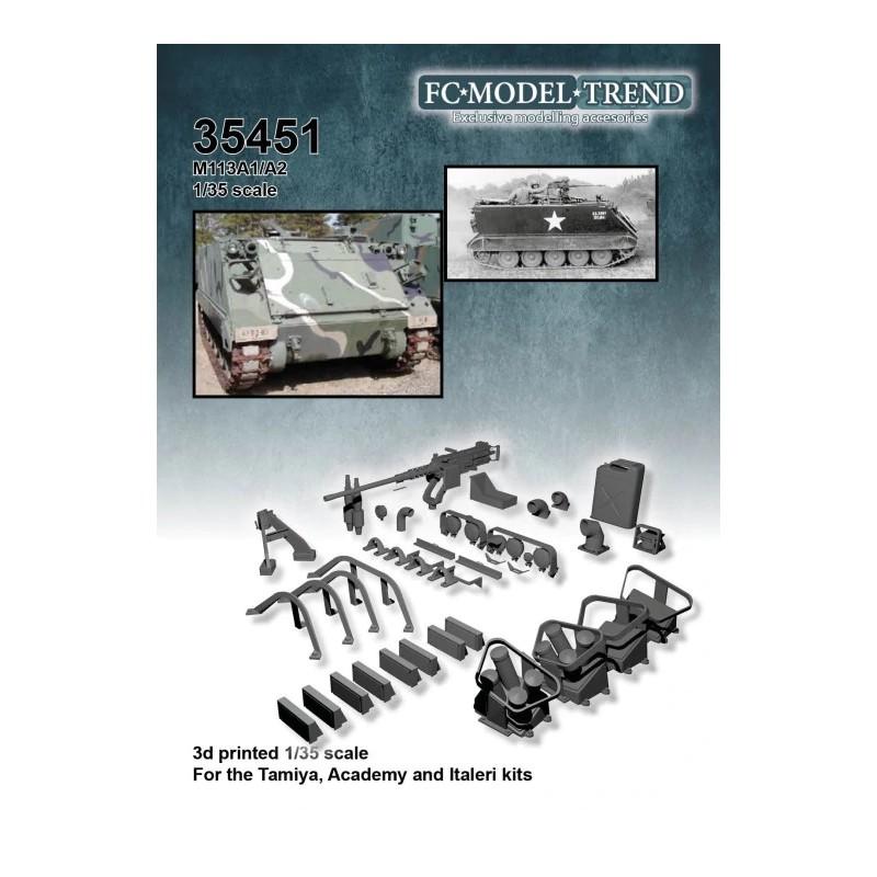 FC 35451 1/35 M113A1/A2 D