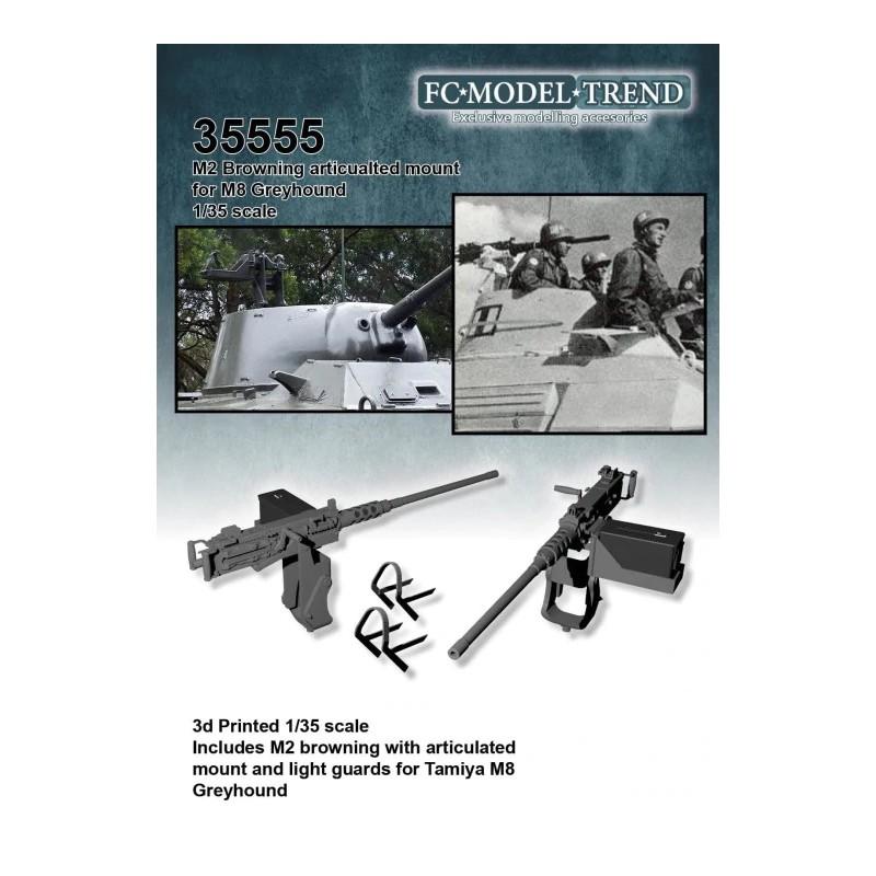 FC 35555 1/35 M2 BROWNING