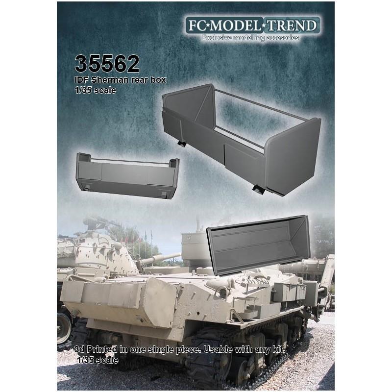 FC 35562 1/35 SHERMANS ID