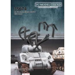 FC 35674 1/35 M4 SHERMAN