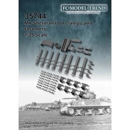 FC 35744 1/35 M4 SHERMAN.