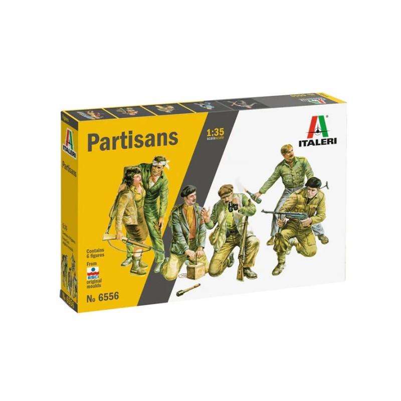 ITALERI 6556 1/35 PARTISA