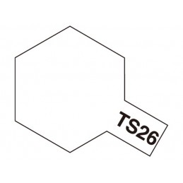 TAMIYA 85026 TS-26 PURE W