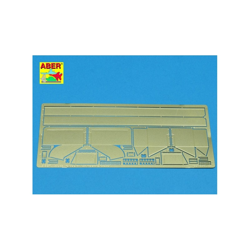ABER 35A045 1/35 FENDERS