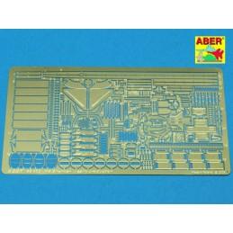 ABER 48003 1/48 M4 SHERMA