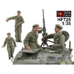 HOBBY FAN 725 1/35  FRENC
