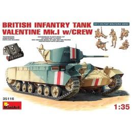 BRITISH INFANTRY TANK VA
