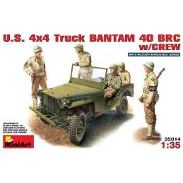 1/35 US 4X4 BANTAM 40 BRC