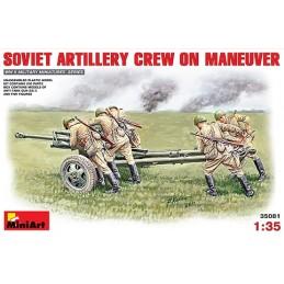 1/35 SOVIET ARTILLERY CRE