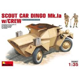1/35 SCOUT CAR DINGO MK I