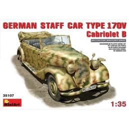 1/35 STAFF CAR 170V CABRI