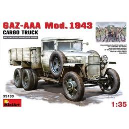 1/35 GAZ-AAA. MOD. 1943.