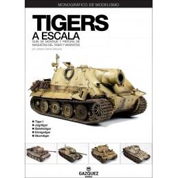 TIGERS A ESCALA