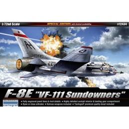 ACA-12434 1/72 F-8E VF-111...