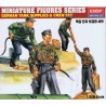 ACA-1376 ACADEMY 1376 1/35 GERMAN TANK CREW/SUPPL.