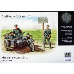 MB-3539 1/35 German...