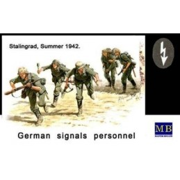 MB-3540 1/35 German Signals...
