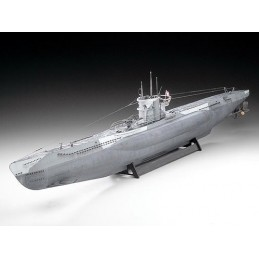 REV-05015 1/72 SUBMARINO...