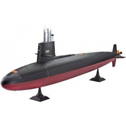 REV-05119 1/72 SUBMARINO...