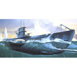 REV-5054 1:125 SUBMARINO U-99